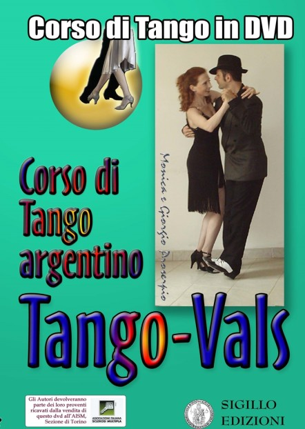 DVD Corso di Tango in Italiano