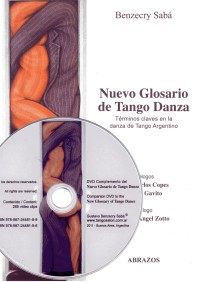 Nuevo glosario de tango danza DVD